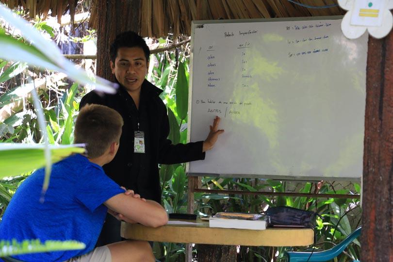 aprende español en guatemala