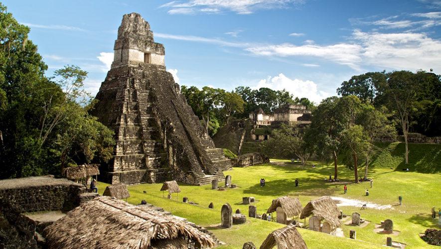 América Central Explora Tikal
