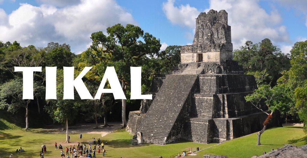 Tikal en Guatemala debes conocerlo