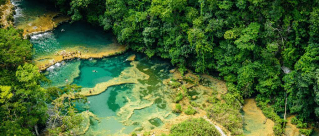 Guatemala es todo un paraíso