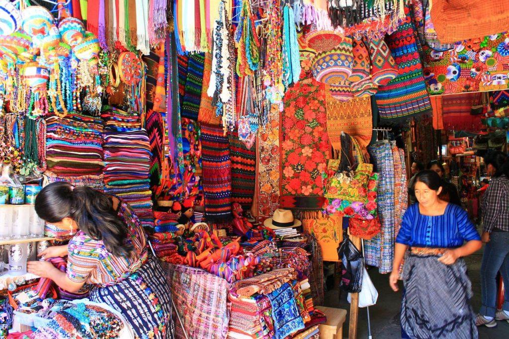mercado de guatemala