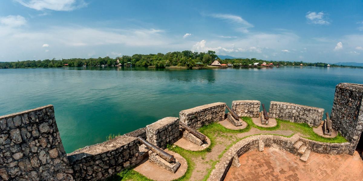 Lugares lindos en Guatemala