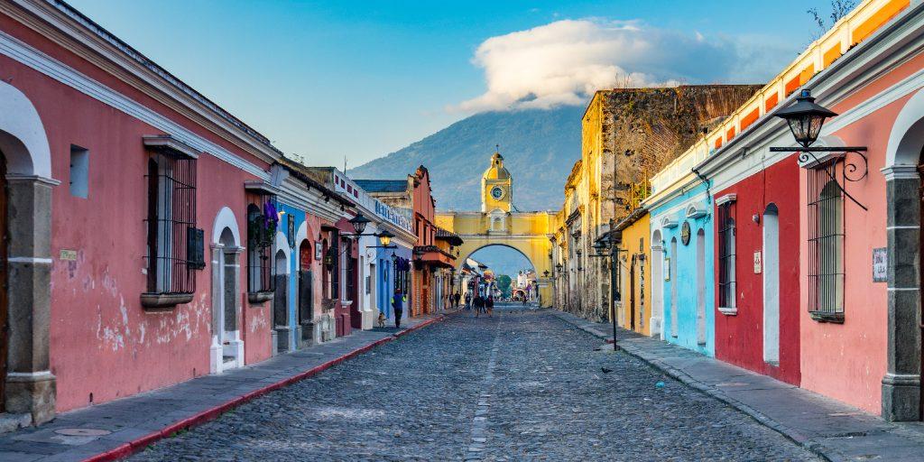 Lugares para conocer en Guatemala.