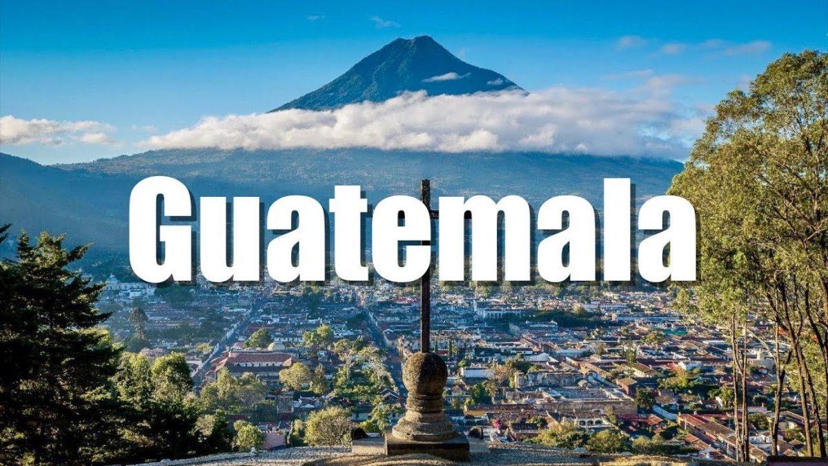 Una visita obligatoria en Guatemala.