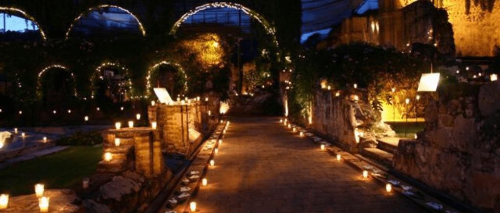 Lugares para visitar en Antigua