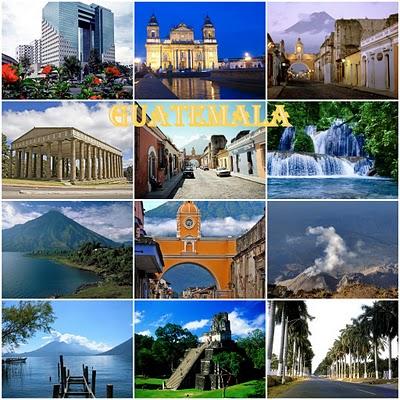 Lugares para visitar guatemala