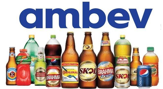 bebidas de ambev