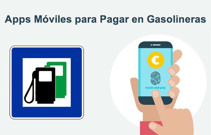 Aplicación para pagar gasolina
