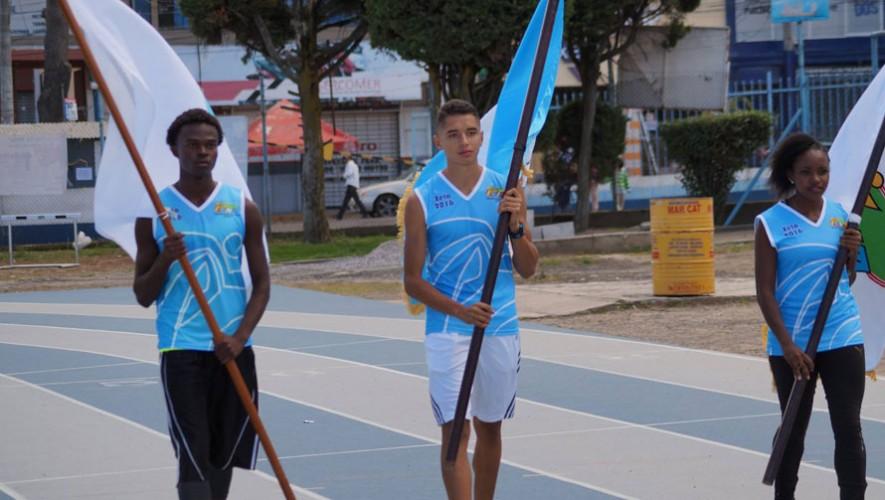 Zacapa y los Juegos Nacionales de Atletismo