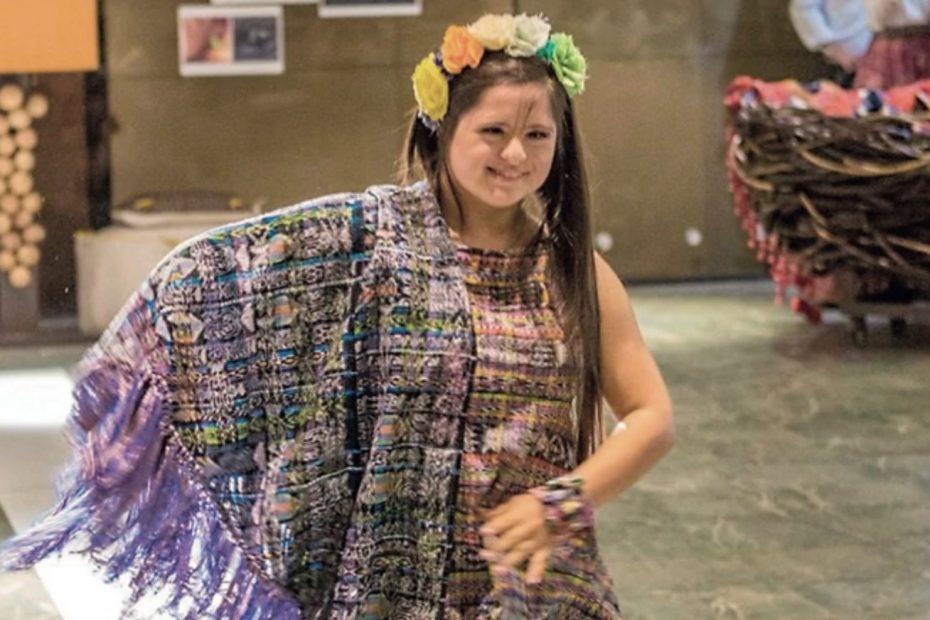 diseñadora de moda en Guatemala