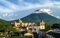 vista de Guatemala