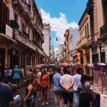 Feria en Guatemala