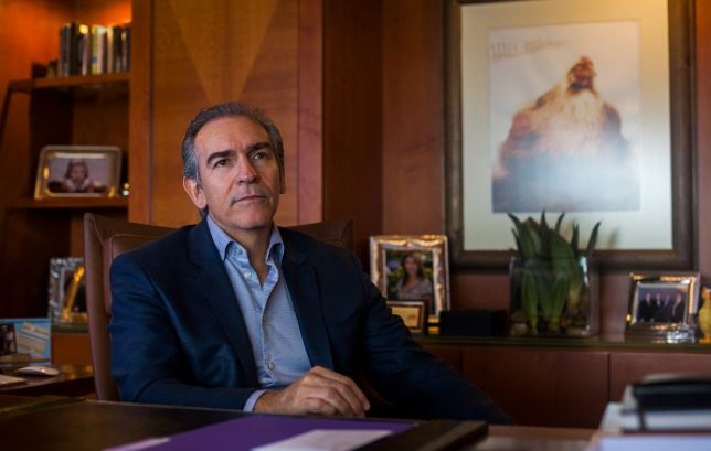 Empresario Antonio Bosch