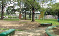 parque justo Rufino remodelado