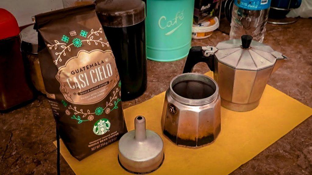 Café Casi Cielo en Starbucks